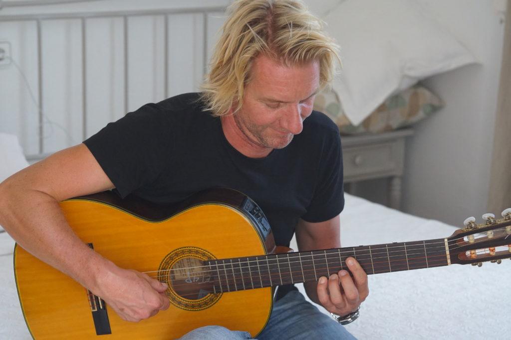 klassische Gitarre Vernissage
